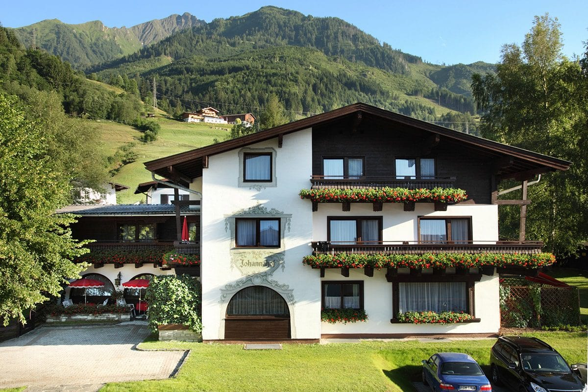 Johannahof Appartements in Kaprun